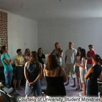 University Student Ministries