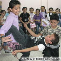 Department of Service to Palestinian Refugees - Middle East Council of Churches