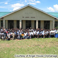 Angel House Orphanage and School