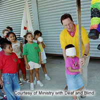 Deaf and Hard of Hearing Ministries